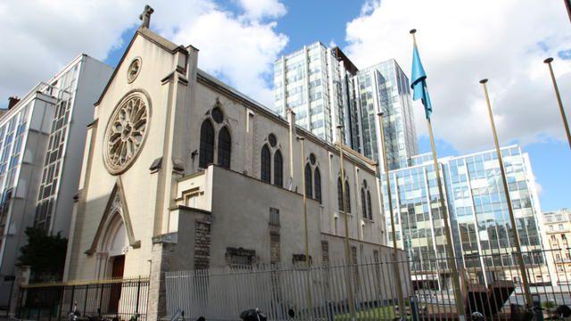 Eglise Sainte Rita