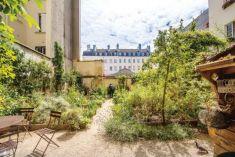 Jardins partagés de Paris