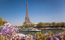 Paris en une journée