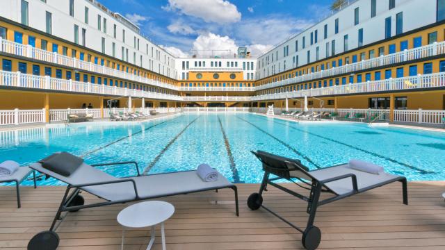 Trouver une piscine à Paris